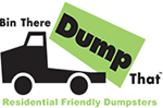 Bin There Dump That Logo