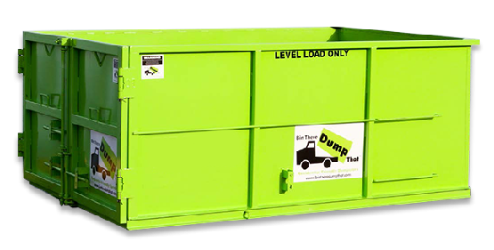 Your 5-Star, Residential Friendly Dumpster Rental for New Orleans & Southeast Louisiana